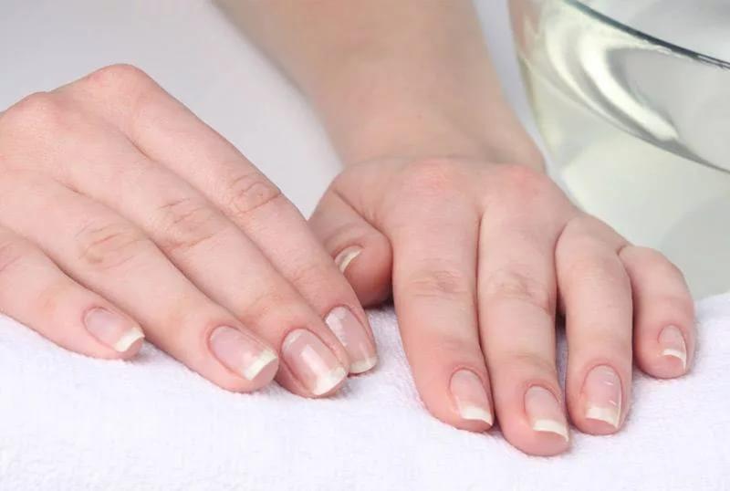 Длинные и крепкие ногти в домашних условиях